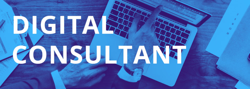 Digital Consultant (Senior)